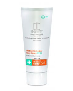 MBR Medical Suncare Medium Protection Face Cream SPF 20