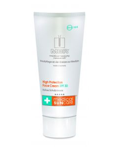 MBR Medical Suncare High Protection Face Cream SPF 30