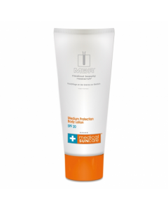 MBR medical suncare Medium Protection Body Lotion SPF 20