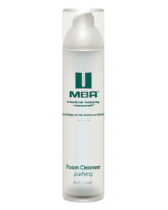MBR BioChange Foam Cleanser purifying