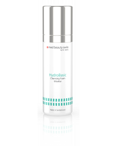 Med Beauty Swiss HydroBasic Cleansing Foam Micellar