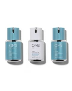 QMS - Collagen System 3-step Routine Set