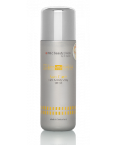 Med Beauty Swiss Sun Care Face & Body Spray SPF 30