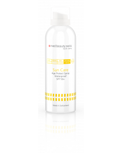 Med Beauty Swiss Sun Care Age Protect Spray SPF 50+